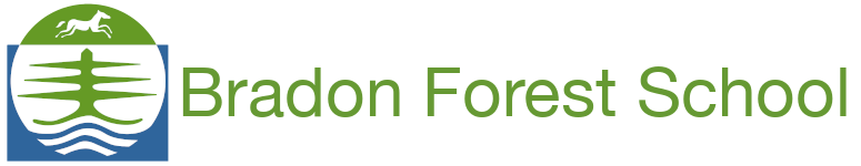 Bradon Forest School Logo